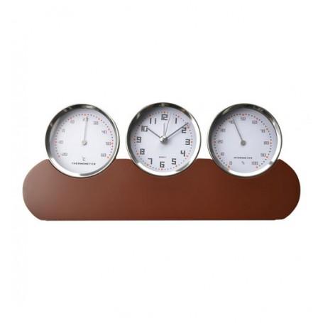 Statie meteo si ceas cu alarma REA