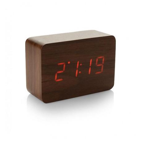 Ceas de birou cu termometru CLAP