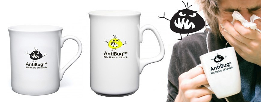 AntiBug® - Obiecte promotionale antibacteriene   MarkGifts