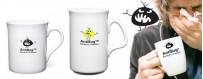 Obiecte promotionale antibacteriente - AntiBug®
